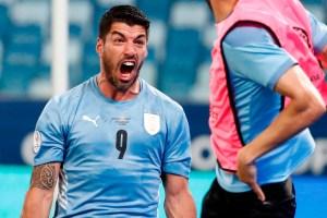 Uruguay empató ante Chile gracias a un autogol de Vidal (Video)