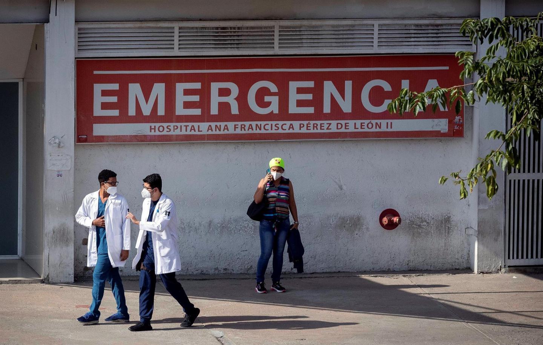 Médicos Unidos de Venezuela alertaron que la pandemia está fuera de control