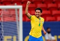Marquinhos marcó el primer gol de Brasil contra la Vinotinto en Copa América (Video)