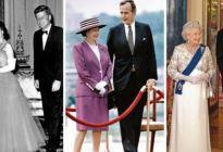 EN FOTOS: Isabel II, la reina que se ha reunido con 13 presidentes de Estados Unidos
