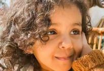 """Kashe, la """"mini genio"""" de dos años con un coeficiente intelectual que roza al de Albert Einstein (Video)"""
