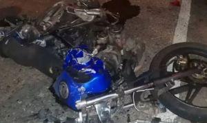 Motorizado falleció por accidente de tránsito en Táchira (Fotos)