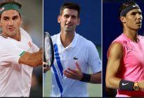 Djokovic alcanzó un impactante récord y quedó al acecho de Federer y Nadal