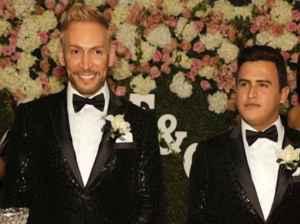 Se acabó el amor: Franklin Salomón y Giovanni Laguna le ponen fin a su matrimonio