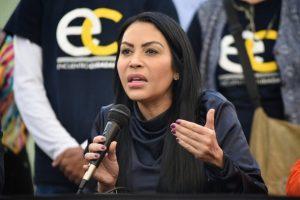 Delsa Solórzano: No es posible ningún proceso de transición exitoso sin la participación ciudadana