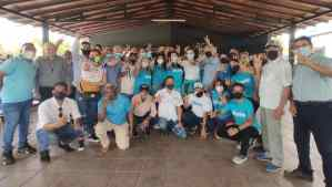 María Corina en Cojedes: Vente está con la gente, no en una jaula pidiendo alpiste