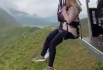 ¿Te atreverías a montarte? Nevis Swing, el columpio más alto de Nueva Zelanda (VIDEO)