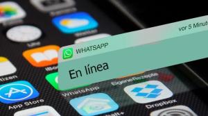 """WhatsApp: Cómo ocultar cuando estás """"en línea"""""""