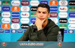 La posverdad del mercado o por qué el gesto de Cristiano Ronaldo no afectó a la acción de Coca-Cola