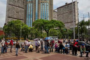 Venezuela volvió a sufrir otra jornada oscura con más de mil 300 contagios