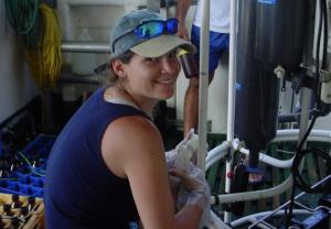 Laura Lorenzoni, venezolana en la Nasa que estudia los mares mientras sueña con el espacio
