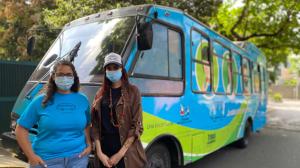 Panabus: Cuatro años transformando las vidas de los más vulnerables en Caracas