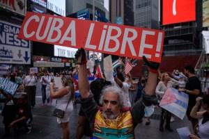 Organizaciones del exilio cubano piden a EEUU una intervención militar a la isla