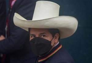 Castillo enviará al Congreso proyecto de reforma de la Constitución de Perú