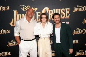 """Edgar Ramírez pone acento español en la nueva película de Disney """"Jungle Cruise"""""""
