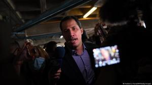 Venezuela forces 'threaten' Guaido, arrest ally for treason