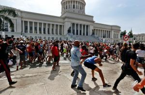 Al menos 500 jóvenes estarían desaparecidos tras las protestas de Cuba según ONG de Miami