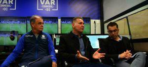 """""""Vamos a tener que adaptarnos"""": Conmebol advirtió que el VAR no se va ir del fútbol"""