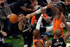Primer título desde 1971: Milwaukee Bucks campeón de la NBA al vencer a los Phoenix Suns