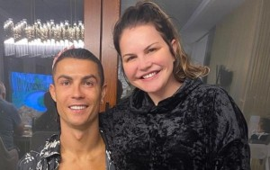 Hermana de Cristiano Ronaldo ingresó a hospital tras dar positivo por coronavirus