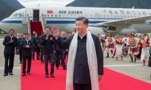 Xi Jinping viajó a Tíbet, primera visita de un presidente chino en 31 años