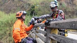 Accidente vial dejó dos personas fallecidas y otras dos heridas en el municipio Carrizal