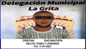Sujeto acuchilló a su vecina para robarle 200 mil pesos en Táchira