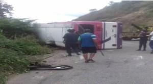 Al menos dos muertos tras accidente de tránsito en Trujillo