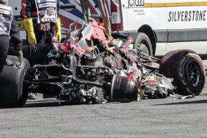 Lo que costará arreglar el auto de Verstappen tras el toque en Silverstone