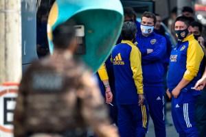 Atlético Mineiro pidió castigo severo a jugadores de Boca por actos violentos