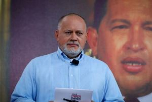 Cabello criticó que Reino Unido reconociera a Guaidó en disputa por el oro venezolano
