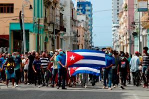 EEUU impondrá sanciones contra funcionarios de la dictadura cubana implicados en abusos de DDHH en las protestas