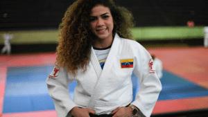 ¡Orgullo nacional! La judoca venezolana Anriquelis Barrios obtuvo diploma olímpico tras su desempeño en Tokio 2020
