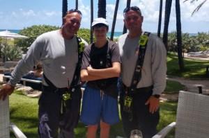 Joven que sobrevivió al derrumbe en Miami agradeció a socorristas que lo sacaron de los escombros
