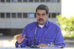 Lloradera olímpica: Maduro dijo que impiden la transmisión gratuita de los Juegos