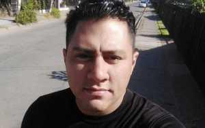 Reportero gráfico Merwin Valiente sigue desaparecido en Aragua