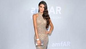 ¡Venezolana! Michell Roxana brillo en la amfAR Gala Cannes 2021