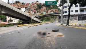 Dos muertos han sido reportados este viernes tras las balaceras generadas en la Cota 905