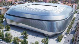 Recorrido virtual mostró cómo quedará el estadio Santiago Bernabéu (Video)