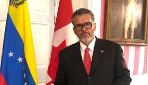 Ambassador Viera-Blanco calls the international community to attention to promote the judicial process against Maduro's regime before the ICC
