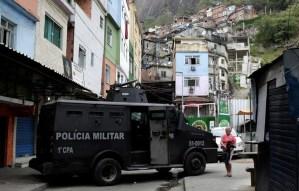 """Hello Kitty"" cayó muerta en tiroteo junto a cuatro antisociales en Brasil"