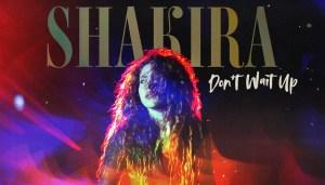 """Shakira presenta su nueva canción """"Don't Wait Up"""", como adelanto de su nuevo disco"""