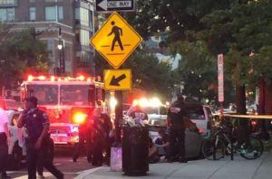 Nuevo tiroteo en Washington dejó al menos dos personas heridas (Video)