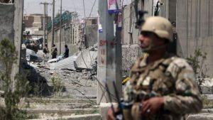 Se registran combates urbanos con saldo de civiles muertos al sur de Afganistán