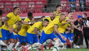 Brasil supera a México en penales y pasa a la final del fútbol olímpico