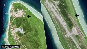 La India estaría construyendo una base naval secreta en una remota isla para contrarrestar a China