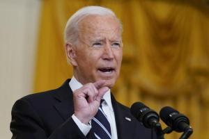 Biden prometió una nueva era de diplomacia tras la retirada de Afganistán