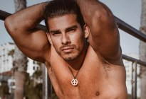 Venezolano Angel Garet se convierte en el nuevo sex symbol de Hollywood