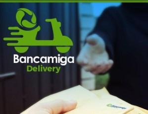 Bancamiga Delivery llega a tu casa u oficina