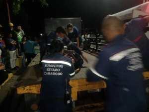 Trabajadores de la alcaldía de Valencia lesionados tras colapsar baranda de su transporte